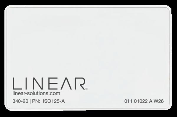 ISO Access Card